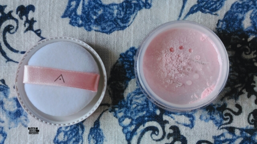 Althea Petal Velvet Powder Pink Lavender